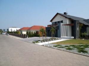 Chyby - dom na Osiedlu Zielonym