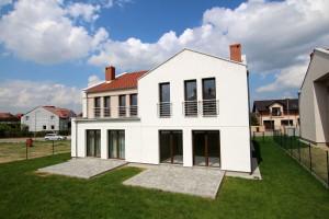 Osiedle Nowe Złotniki (gm. Suchy Las) - nowe mieszkania w zabudowie bliźniaczej