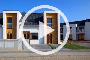 Mieszkania w szeregowcach - Osiedle Rozalin
