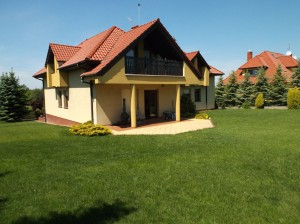 Dom w Baranowie na sprzedaż