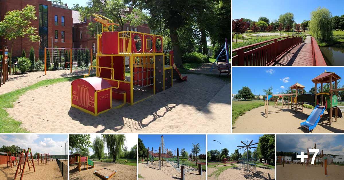 Najlepsze place zabaw w okolicy Poznania