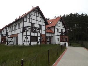Osiedle Lawendowe Pola w Bninie (gmina Kórnik) - szeregowce blisko lasu - Marcopolo Development