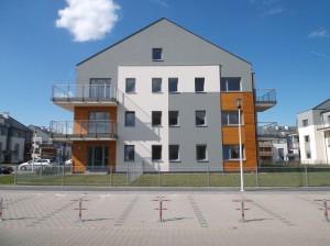 Osiedle Tarnowo Centrum - nowe mieszkania w Tarnowie Podgórnym (Jakon)
