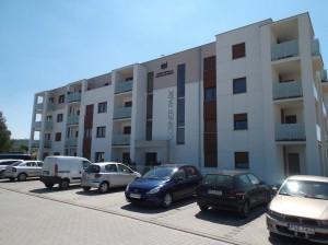 Osiedle Corner Park - nowe mieszkania w Śremie - Marcopolo Development
