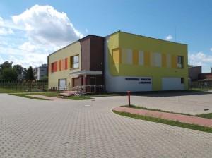 Przedszkole w Chludowie (gmina Suchy Las)