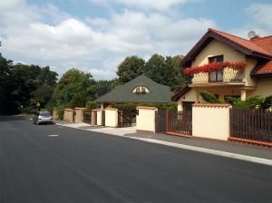 Kicin - nowe domy i działki budowlane przy lesie