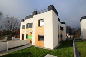 Villa Sucholeska - mieszkania z tarasami na dachu