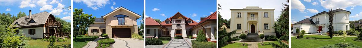 100 najładniejszych domów
