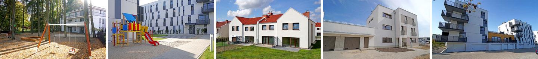 RAPORT - nowe osiedla w gminie Suchy Las