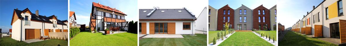 Nowe domy i mieszkania - gmina Kórnik