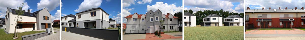 Nowe osiedla w Komornikach