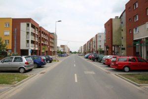 Luboń – osiedle przy ulicy Wschodniej