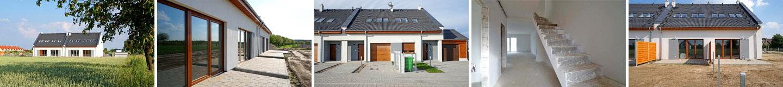 Osiedle Nowy Bnin - Kórnik - nowe szeregowce na sprzedaż