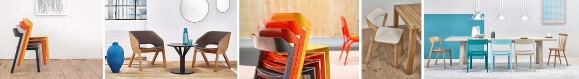 Krzesła TON - Merano