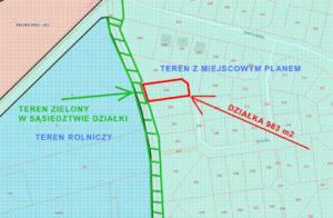 Działka w Sierosławiu na sprzedaż