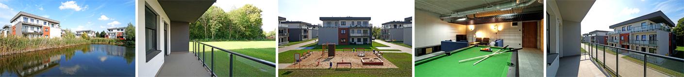 Silva Eco Ville - Poznań - nowe mieszkania na sprzedaż
