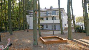 Osiedle Parkowe Biedrusko Suchy Las to nowe mieszkania od dewelopera w okolicy Poznania w klimatycznym otoczeniu Foto Blisko Poznania