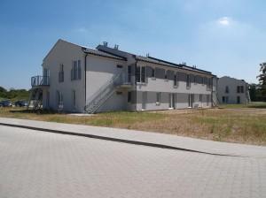 Osiedle Zielone Lusówko w Lusówku (gmina Tarnowo Podgórne)