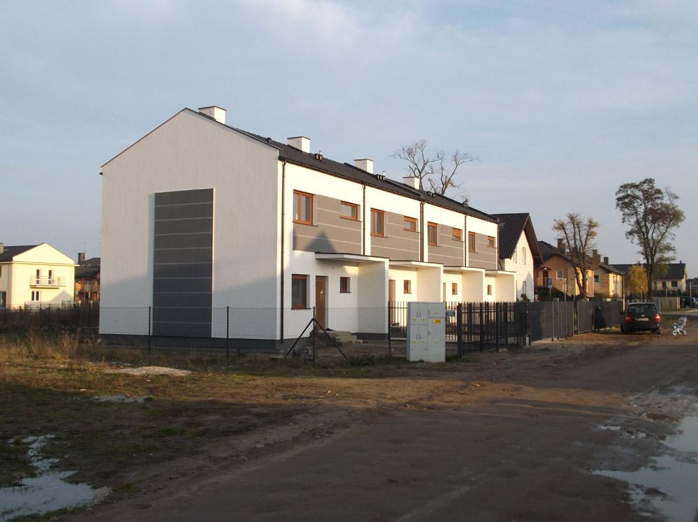Plewiska (gmina Komorniki) – domy szeregowe - Blisko Poznania
