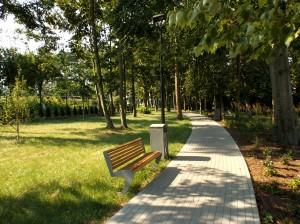 Park w Przeźmierowie