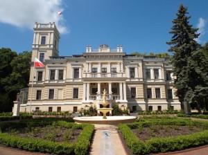 Pałac w Biedrusku (gmina Suchy Las)