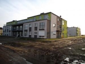 Plewiska - osiedle przy ulicy Miętowej - mieszkania deweloper Pajo