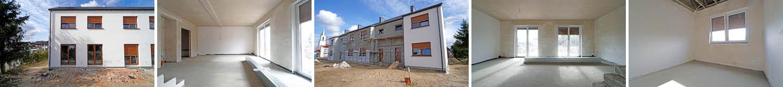 Domy szeregowe na sprzedaż - Wiry (gm. Komorniki) ul. Malwowa