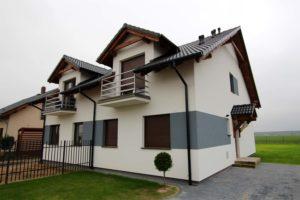 Dom bliźniak na sprzedaż - Walerianowo (gm. Komorniki) i Wysogotowo (gm. Tarnowo Podgórne)