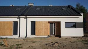 Osiedle Sadowa - parterowy dom w Tarnowie Podgórnym, deweloper Grand Project