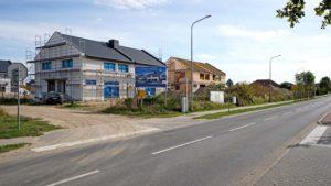 Osiedle Familijne Lusówko to nowe bliźniaki z mieszkaniami od dewelopera w okolicy Tarnowa Podgórnego