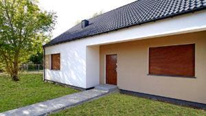 Parterowy dom bliźniak na sprzedaż - Borówiec / Poznań