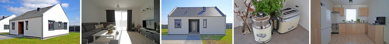 Mały dom parterowy 92 m2 - projekt i wnętrze. Ile kosztuje mały dom?