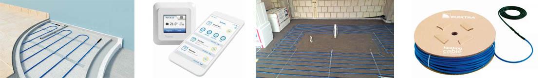 Ogrzewanie domu prądem - system Elektra VCD