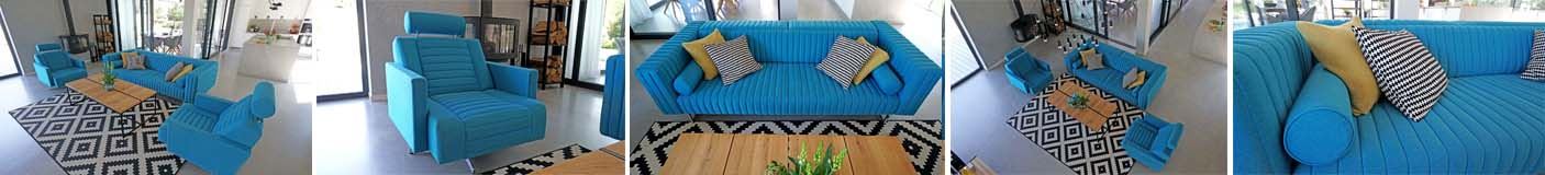 Sofa TEVERE marki ARISconcept
