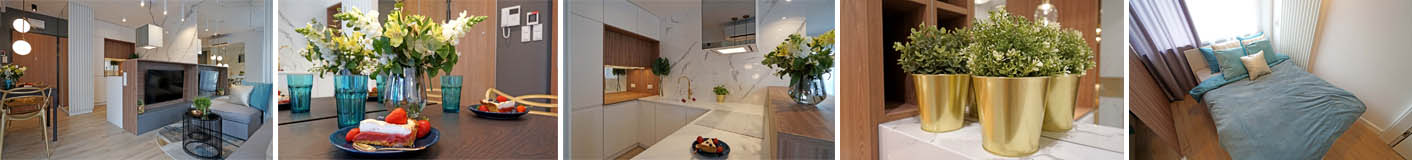 Mini mieszkanie w wielkim stylu - Oglądamy kawalerkę 32 m2