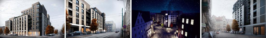 Nowe mieszkania w centrum Poznania coraz bliżej finiszu