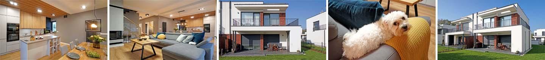 Oglądamy dom 150 m2 - nowoczesny i przytulny