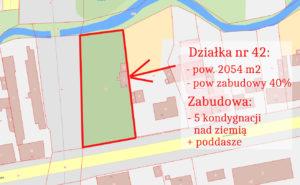 Działka na sprzedaż pod zabudowę wielorodzinną - Poznań, ul. Gnieźnieńska