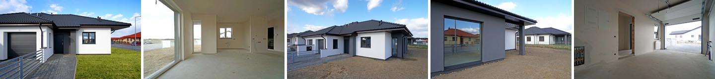Dom parterowy 115 m2 z garażem - Osiedle Rozalin w Lusówku