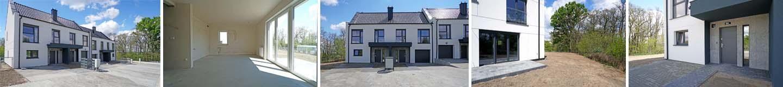 Nowy dom bliźniak - na sprzedaż w Śremie / Pionier Inwestycje