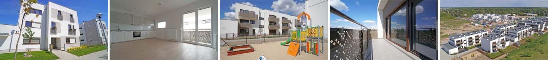 Oglądamy mieszkanie POD KLUCZ 70 m2 - Osiedle Złotniki Park / Suchy Las
