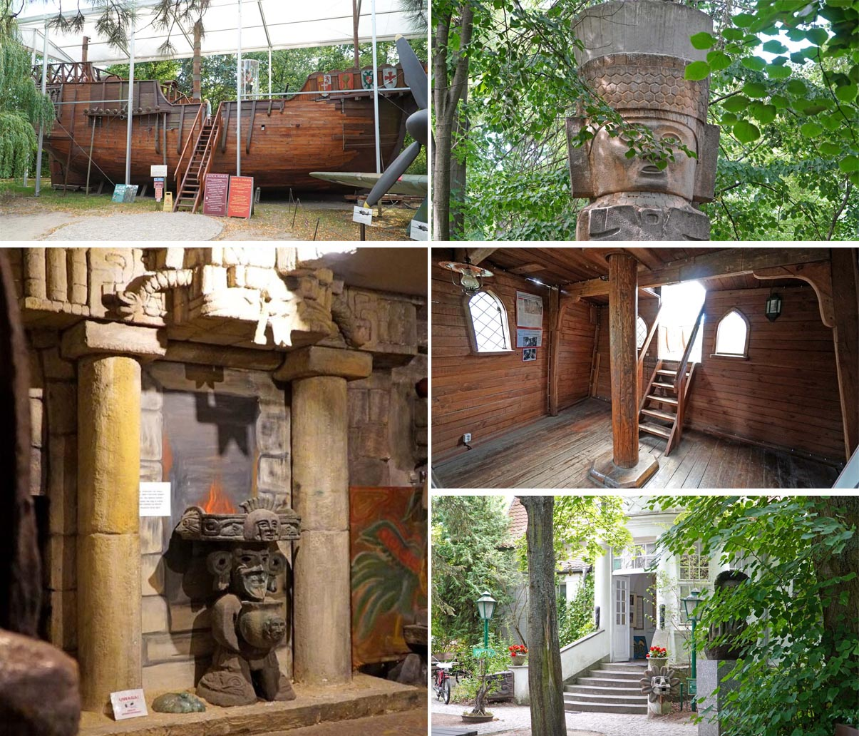 Muzeum Arkadego Fiedlera w Puszczykowie