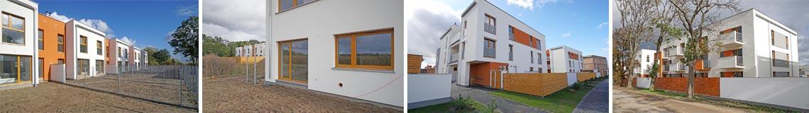 Wizyta na budowie - Osiedle Dąbrówka - Leśna Polana